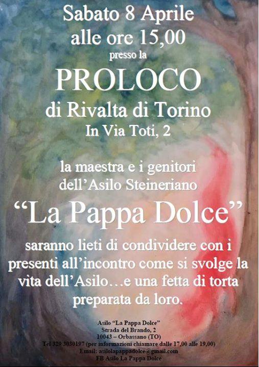 Presentazione Asilo La Pappa Dolce At Via Enrico Toti 2 10040