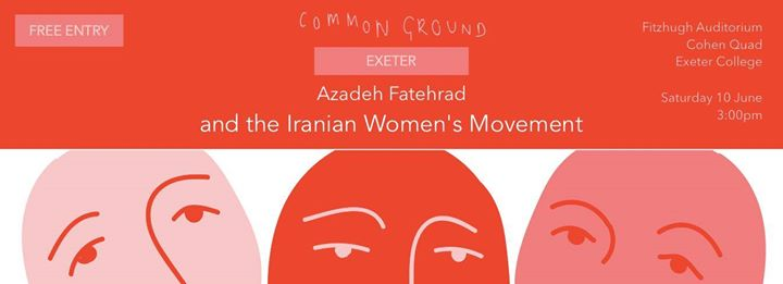 Azadeh Fatehrad and the Iranian Womens Movement