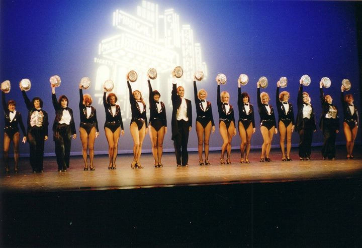 Diane Davisson Dancers in Tap Your Troubles Away History of Tap