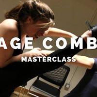 Stage Combat Masterclass