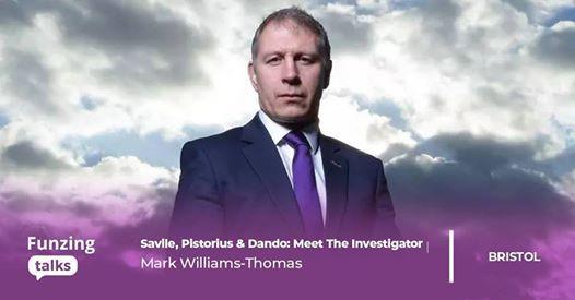 Savile Pistorius & Dando Meet The Investigator