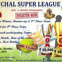 All Panchal Super League (APSL- 3)