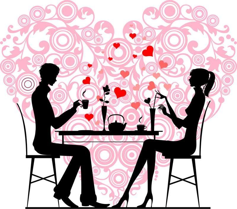 Love is in the air.. (Speed dating)