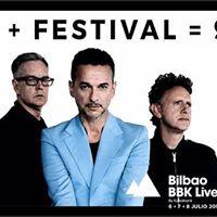 Barcelona Goes to Depeche Mode