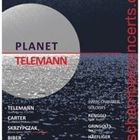 Swiss Chamber Concerts &quotPlanet Telemann&quot