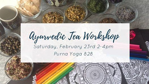 Five Prana Ayurveda Workshop Herbal Tea Golden Milk Mantra & Mandalas