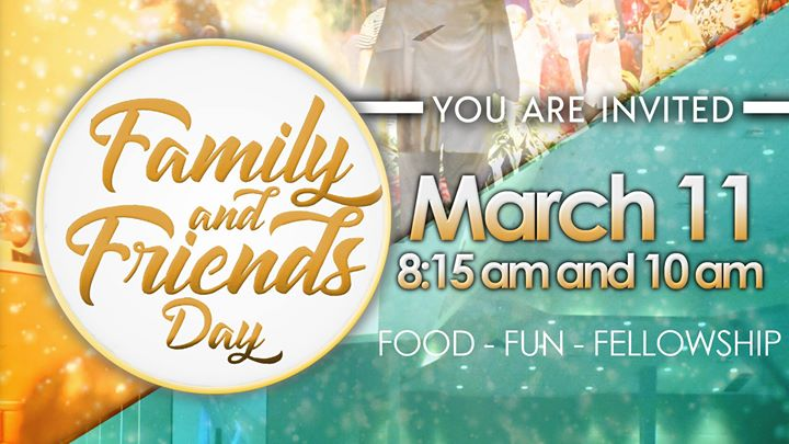 Family And Friends Day At Greenville Community Christian Church