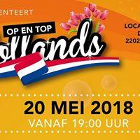 Op en Top Hollands Noordwijk Pinksteren