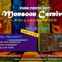 Monsoon Carnival - Pre Party