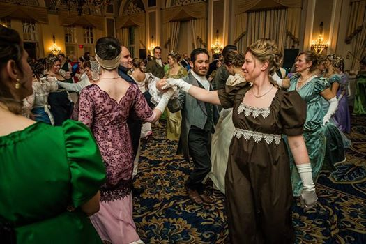 Pride & Prejudice Summer Ball Calgary 2019