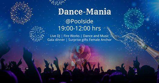 Poolside Dance Mania