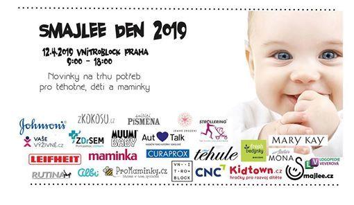 Smajlee den 2019 - veletrh pro thotn maminky a dti