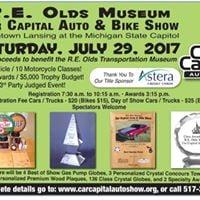 2017 Car Capital Auto &amp Bike Show