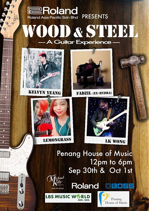 Wood & Steel (Penang Edition)