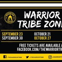 Warrior Tribe Zone Volleyball