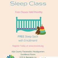 October Safe Infant Sleep Class Ada County
