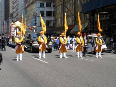 2017 Sikh Day Parade New York City