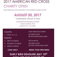 2017 American Red Cross Charity Open