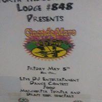 North Hudson Moose Lodge 848 present Cinco De Mayo