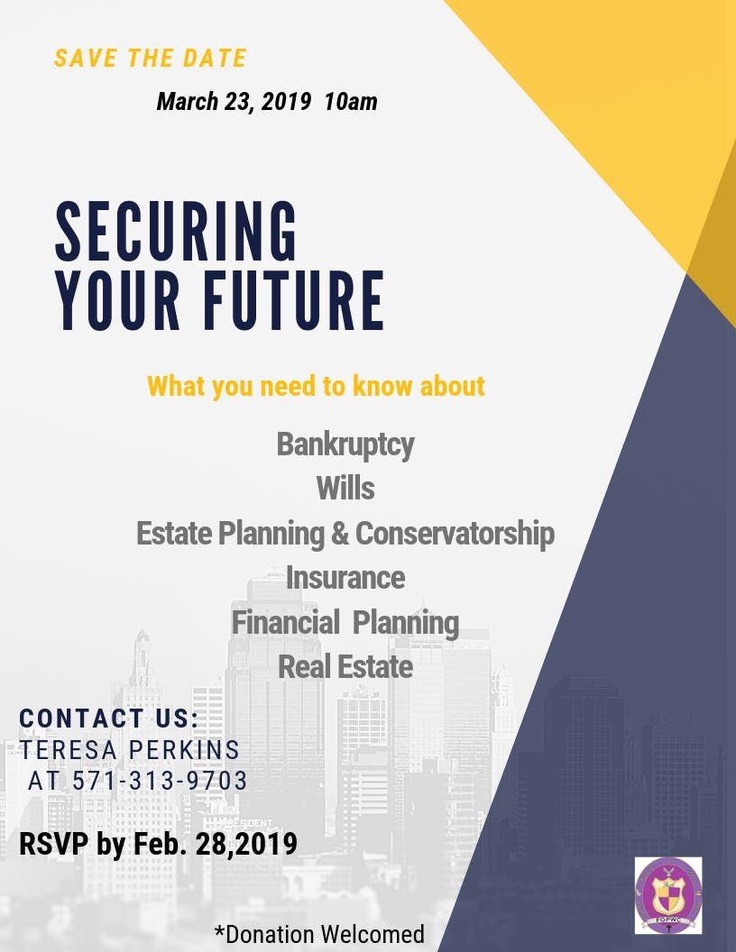 Securing Your Future