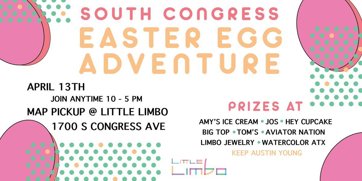 South Congress Easter Egg Hunt