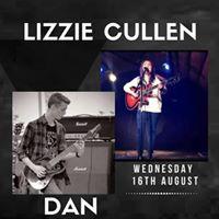 Lizzie Cullen and Dan Finch