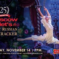 Moscow Ballets Performs &quotThe Great Russian Nutcracker&quot