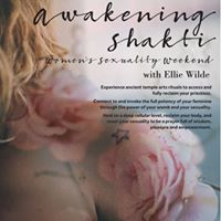 Invoking the Priestess -Womens Sexuality Wknd with Ellie Wilde.