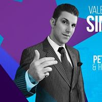 Valentines with Sinatra featuring Pete Cannella and his Orchestra