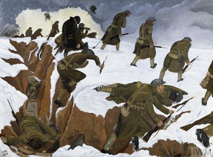 Art of the First World War - A Day of Talks