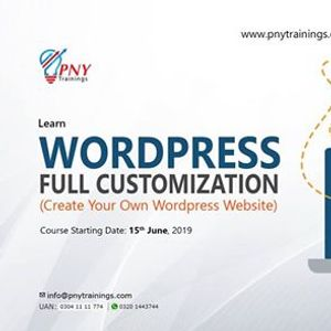 Learn Wordpress Full Customization (Create Your Own Website)