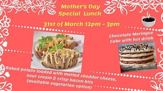 Mothers Day Special Lunch