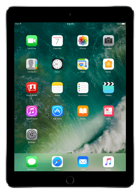 iPad Basics - (iOS 12 - Level 1)