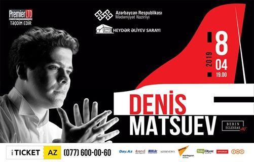 Denis Matsuyev Heydr liyev Saraynda