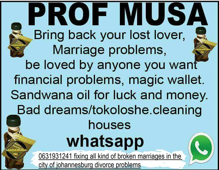 Lost love spells in durban central 0631931241 pine town bluff at