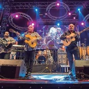 Andre Reyes formerly of Gipsy Kings - Unidos Tour