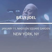 Billy Joel in New York