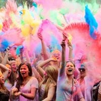 Festa das cores Foz do Iguau 2017