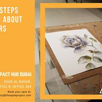 The AJALA Project Workshop - Watercolor Beginners