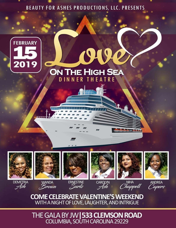 Love on the High Sea                Dinner Theatre