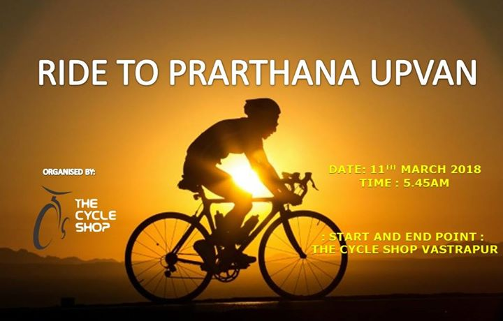 RIDE to Prarthana UPVAN