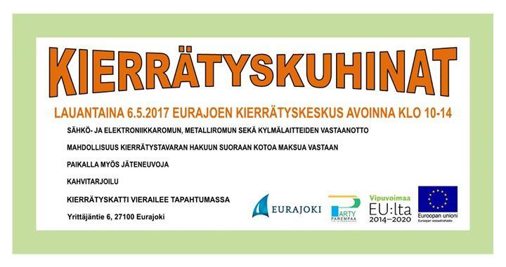 eurajoen kierrätyskeskus
