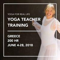 Maya Fiennes &quotYoga For Real life&quot Kundalini RYT200-Hour Intensiv