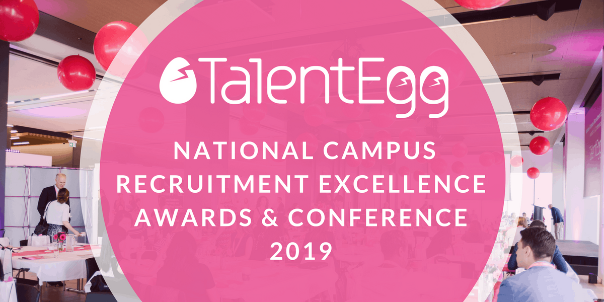 TalentEgg National Campus Recruitment Excellence Awards & Conference 2019