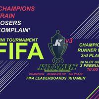 Fifa18 Kitamen Diplomatic Putrajaya Cup V3