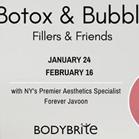 Botox &amp Bubbly Fillers &amp Friends