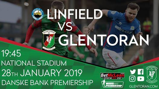 Linfield vs Glentoran