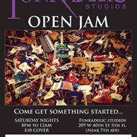 Open Jam at Funkadelic Studios