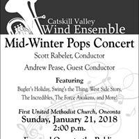 Catskill Valley Wind Ensemble Concert