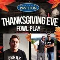 Fowl Play Thanksgiving Eve Bash